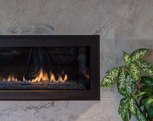 Natural Gas Fireplace Install Edmonton