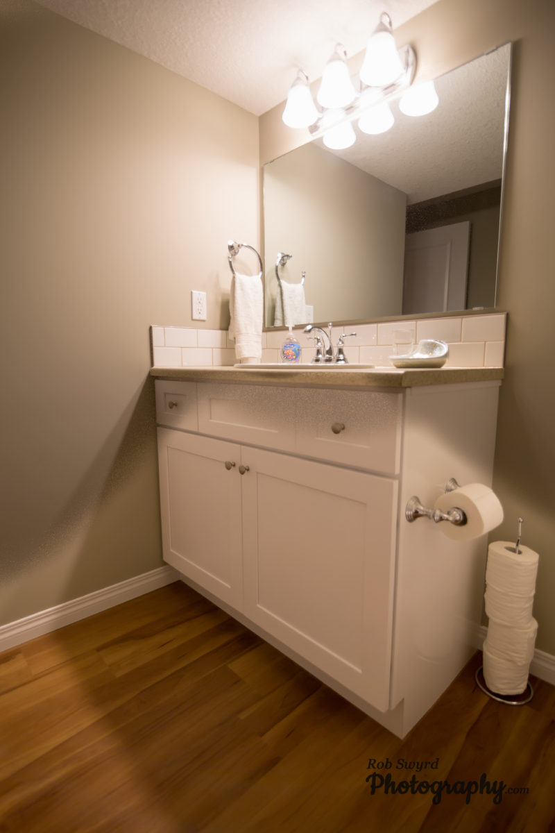 Edmonton Basement Renovations - Bathrooms