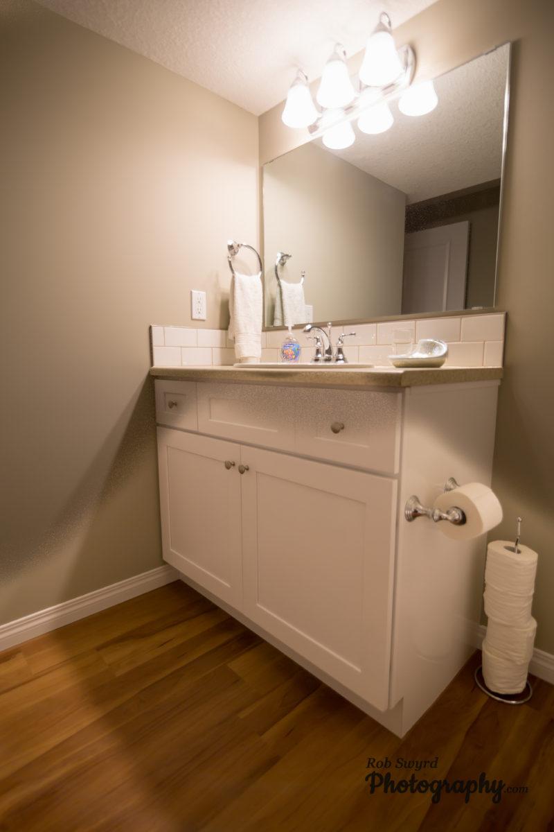 Edmonton Basement Renovations - Bathrooms