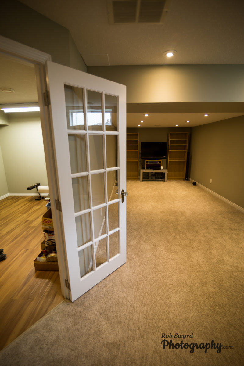 Edmonton Basement Renovations - Study