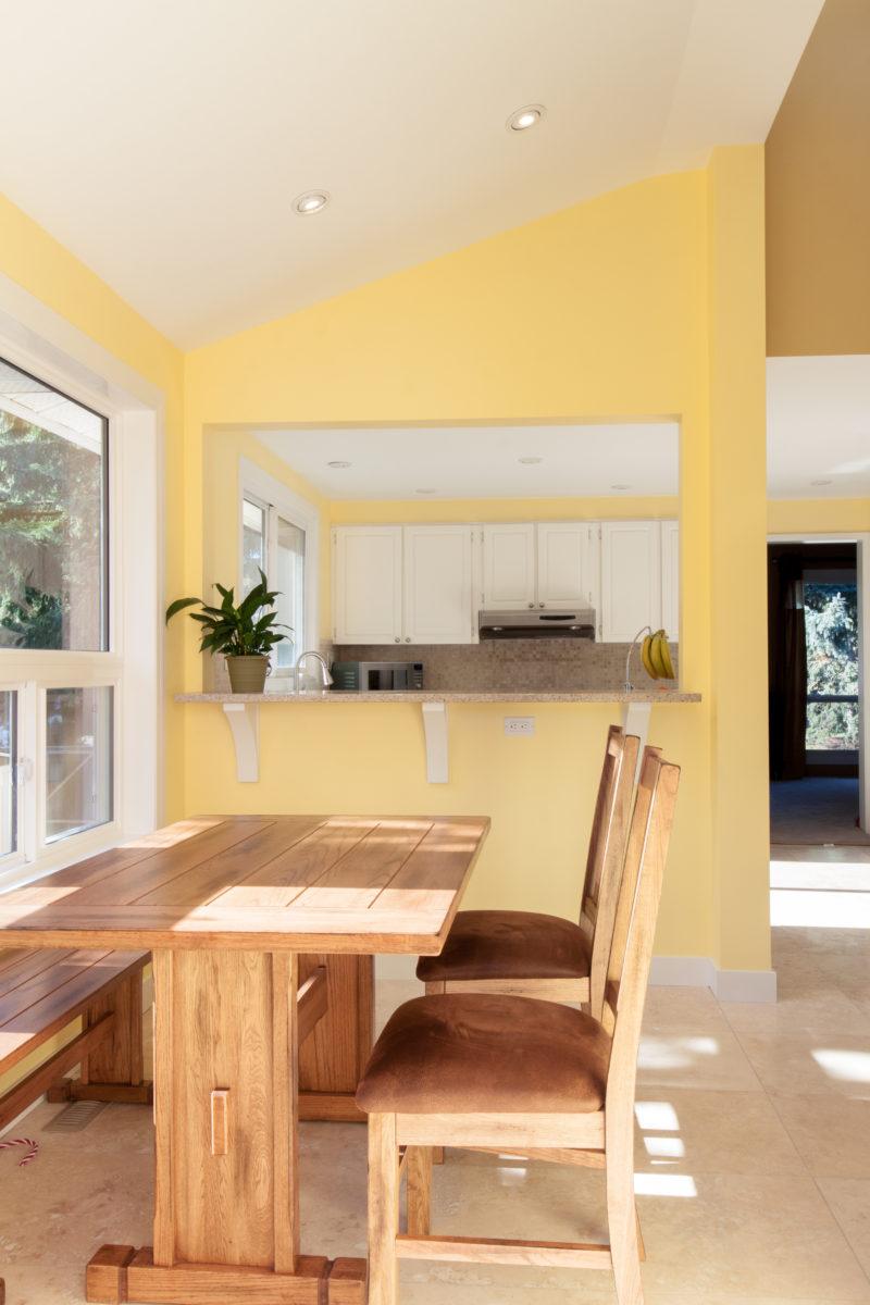 Edmonton Home Additions - Kitchen