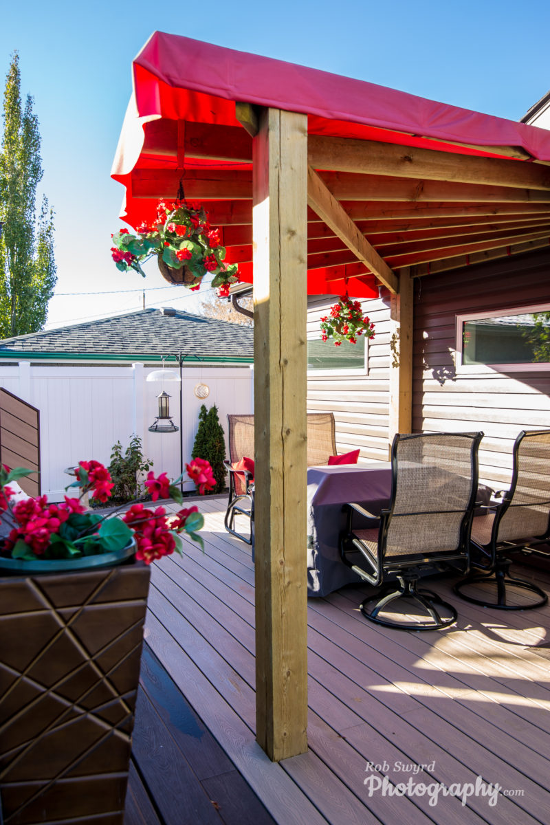 Edmonton Home Renovations - Deck Renovation