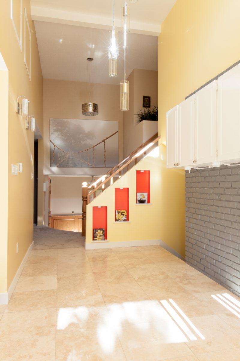 Edmonton Home Renovations - Stairway Renovation