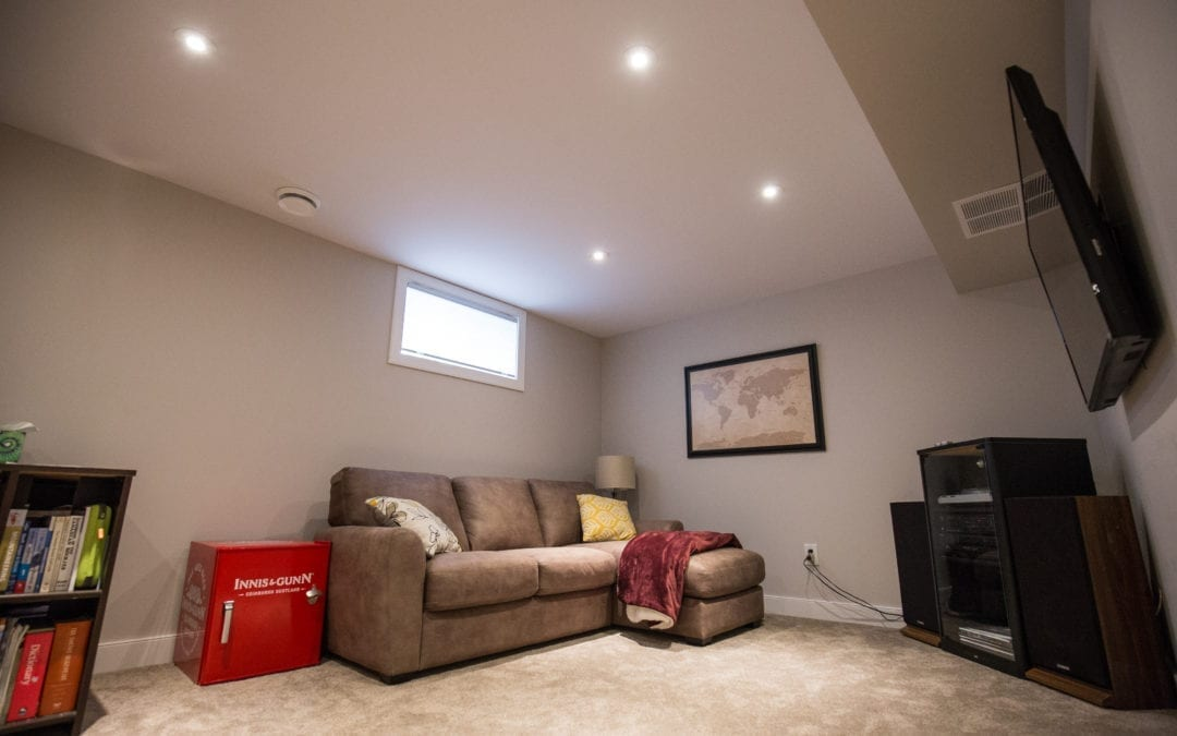 Expand Your Dream Home With A Basement Renovation
