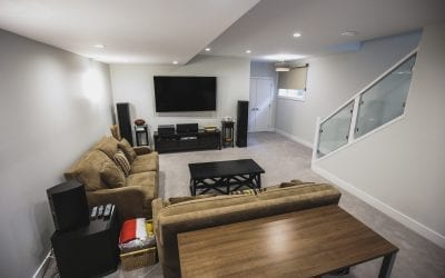 Basement Renovations: Designed For Your Perfect Fit