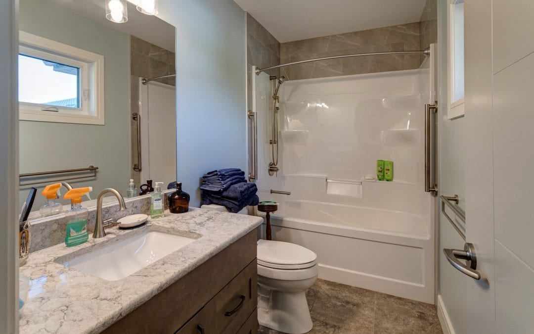 How Much Do Bathroom Renovations Cost In Edmonton Peak Improvements