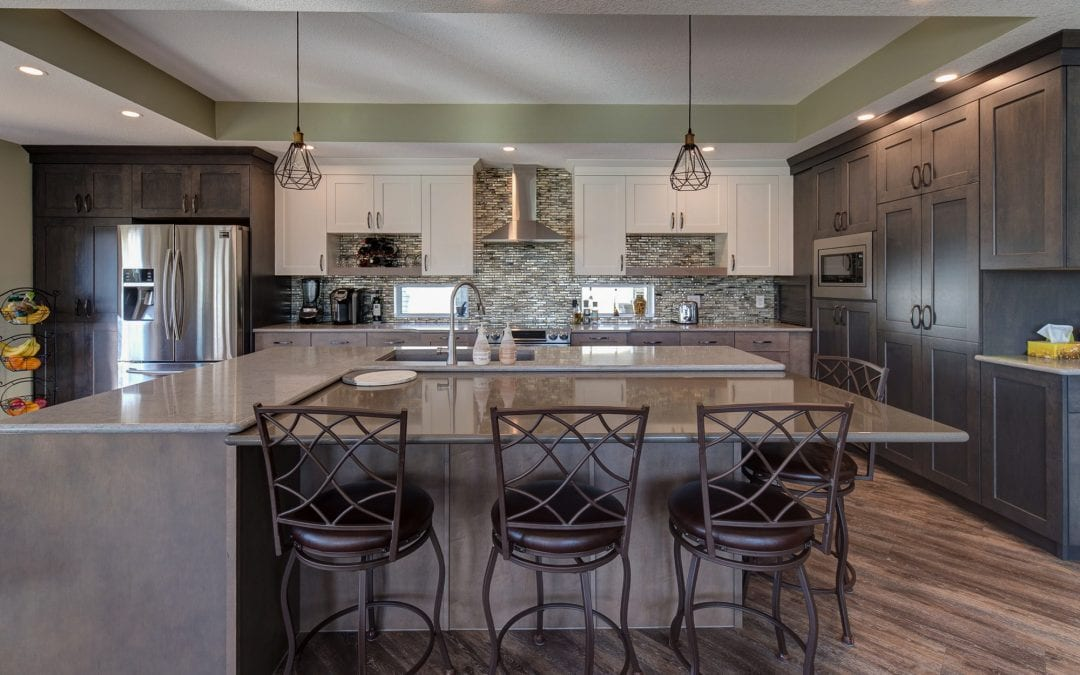 Home is Where the Heart is: Kitchen Renovations at Peak Improvements