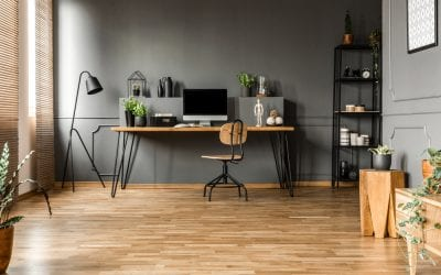 Design Your Perfect Home Office With Peak Improvements