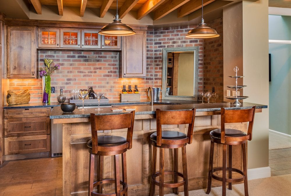 Designing A Home Bar: The Ultimate Luxury For Entertainers