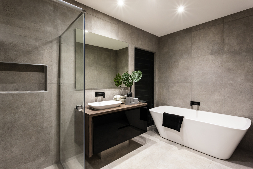 Create A Private Oasis In Your Home With A Peak Improvements Bathroom Renovation