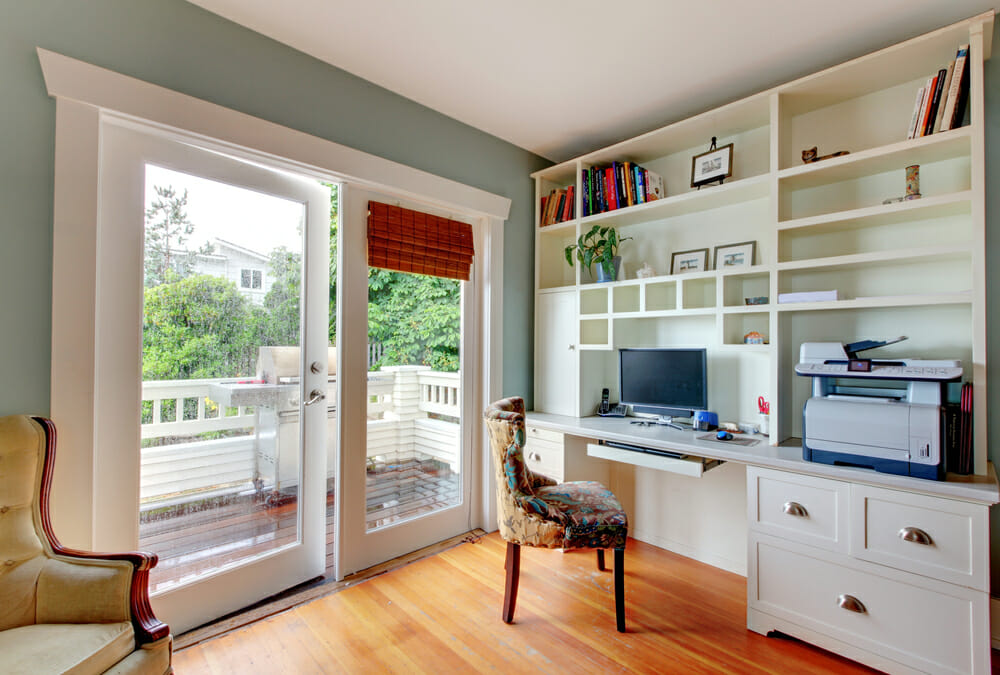 Redefine the Home Office With Peak Improvements
